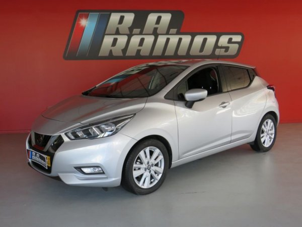 Nissan Micra 1.0 IG-T N-Connecta GPS (100cv)