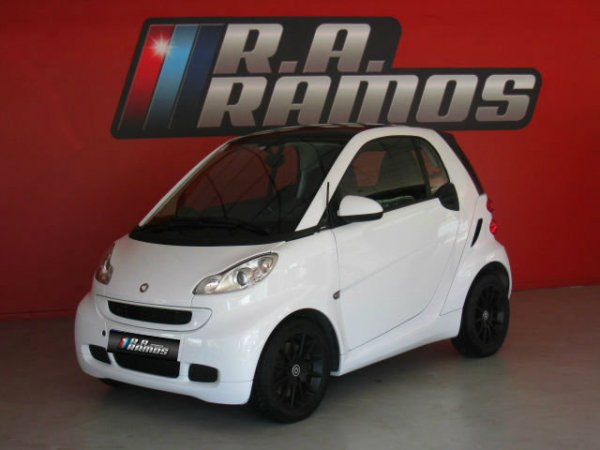 Smart Fortwo 1.0i mhd Passion (71cv)