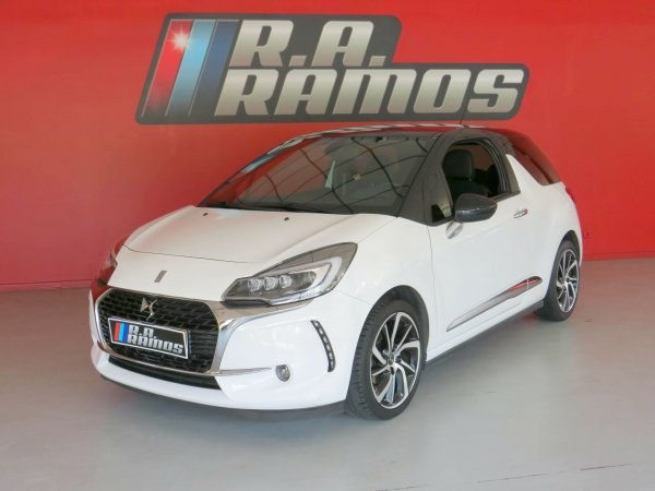 DS DS3 1.6 BlueHDi Be Chic (100cv)